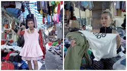 Rủ nhau sắm đồ second-hand giá 100 nghìn để đi dự tiệc, Quỳnh Anh Shyn và Hoàng Ku vẫn 'chất hết nấc'