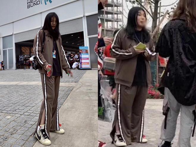Nhiều hotgirl Trung Quốc mặt thật và hình trên mạng không liên quan-2