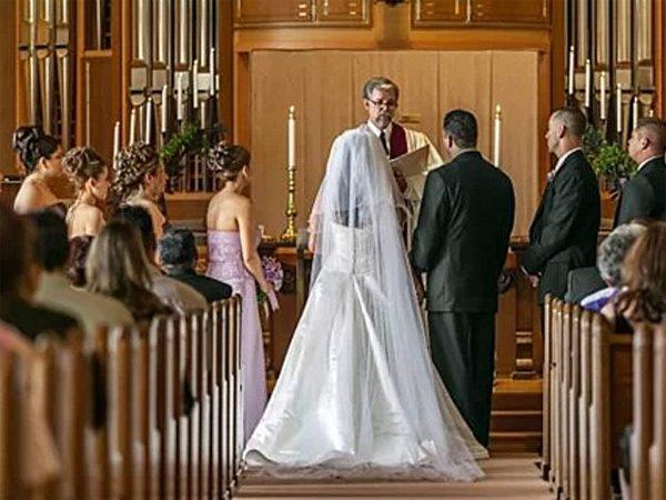 Những đám cưới kỳ lạ khiến ai cũng giật mình ngã ngửa khi biết lý do thực sự-3
