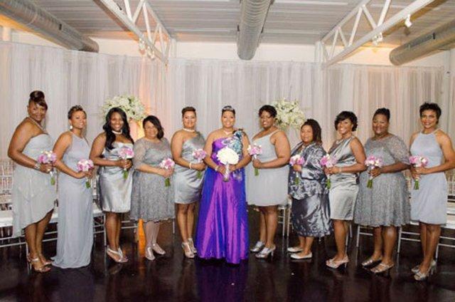Những đám cưới kỳ lạ khiến ai cũng giật mình ngã ngửa khi biết lý do thực sự-4