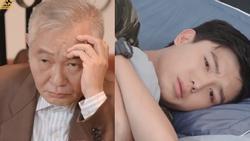 Bố và con trai đồng loạt thất tình, Thúy Diễm muốn phát điên trong 'Gia đình là số 1'