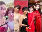 Đứng chung dàn mỹ nhân Việt lại còn không cần photoshop, nhan sắc 34 tuổi của Hari Won vẫn đánh bật nhiều đồng nghiệp