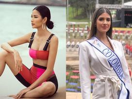 Bản tin Hoa hậu Hoàn vũ 8/8: 'Tướng ngồi bán chè' giúp Hoàng Thùy tỏa sáng bất ngờ giữa rừng mỹ nữ