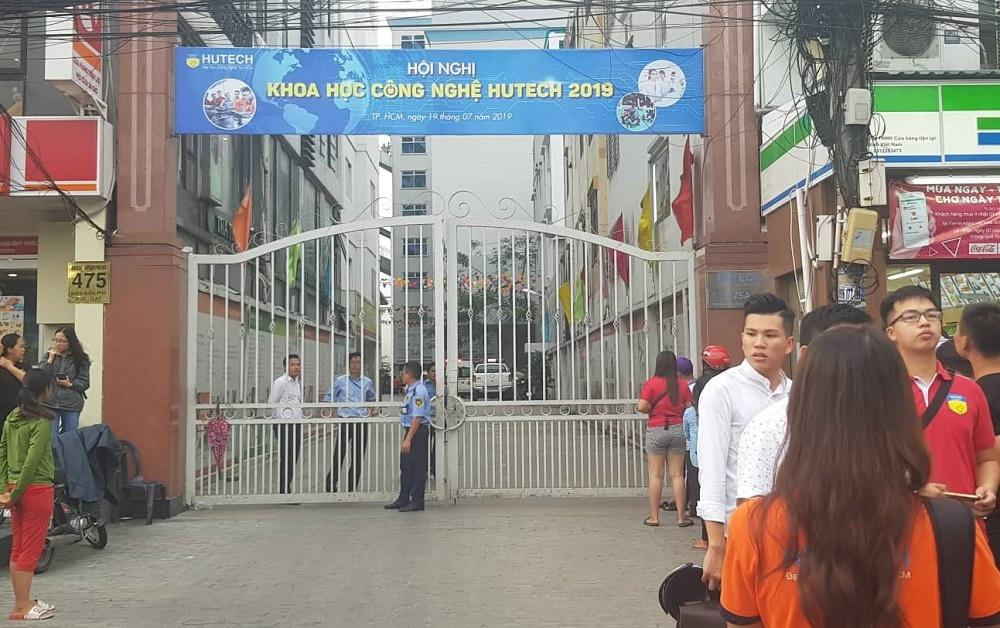 Nam sinh viên trường Đại học Hutech rơi lầu tử vong-2
