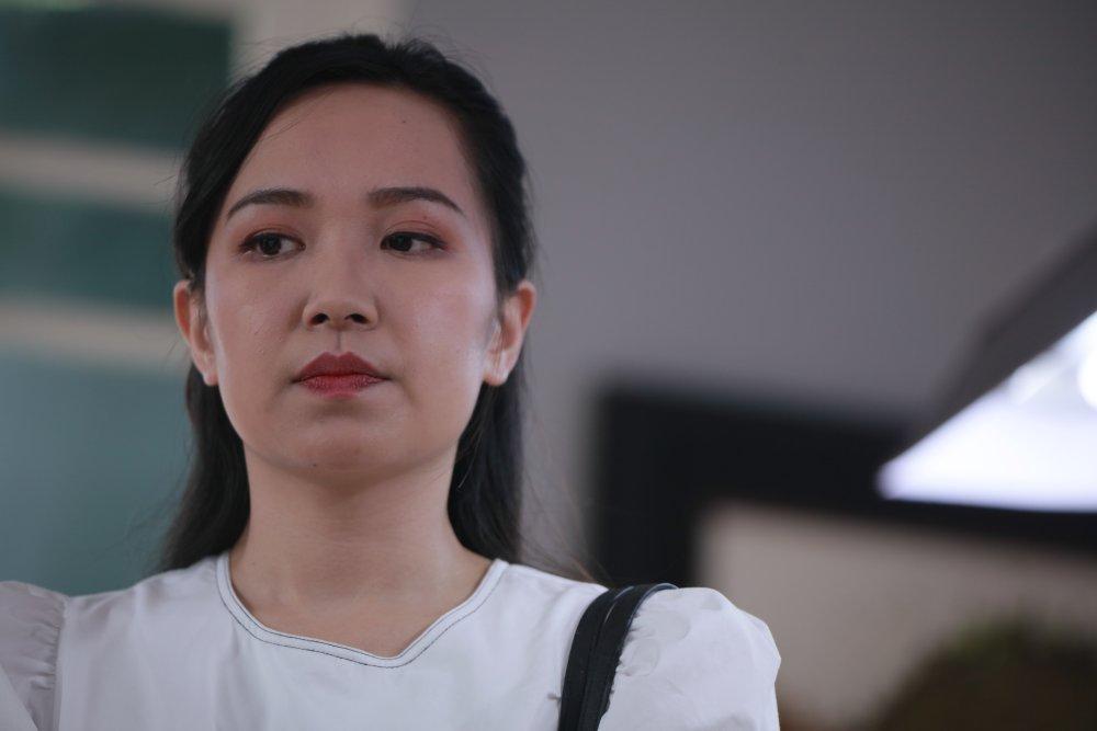 Bạn gái màn ảnh của Công Lý: Tôi từ chối đóng cảnh nóng với Quốc Trường-2