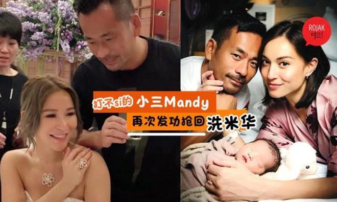 Tỷ phú sòng bài Hong Kong mở 5 công ty cho vợ bé-1