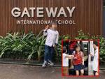 Hàng trăm bông hoa trắng đặt trước cổng trường Gateway tưởng nhớ bé trai 6 tuổi tử vong vì bị bỏ quên trên xe bus-10