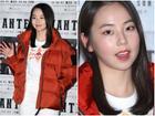 Cựu thành viên Wonder Girls gây sốc khi diện áo khoác dày cộp giữa thời tiết nóng nhất lịch sử Hàn