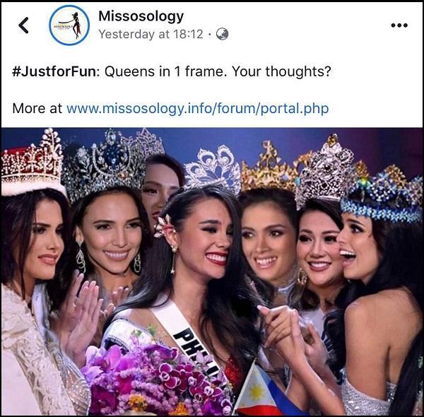 Hương Giang phẫn nộ khi bị Missosology chế ảnh khuyết mặt, làm trò cười cho 6 hoa hậu nổi tiếng-1