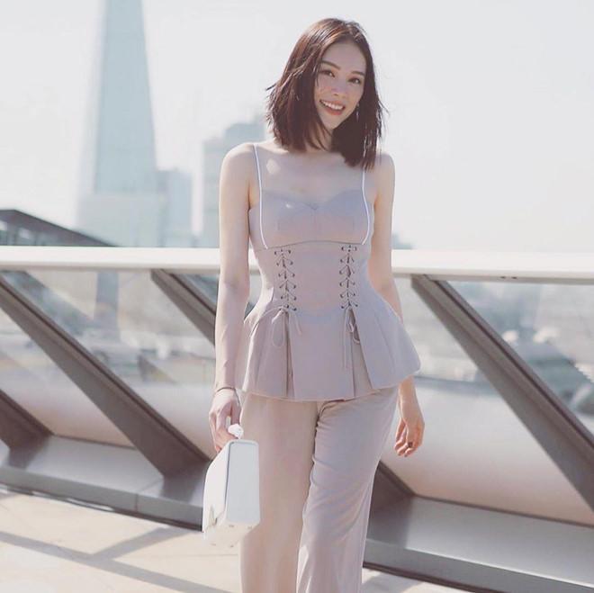 Bạn gái tin đồn thiếu gia Phillip Nguyễn: Mình đang vui và hạnh phúc-2