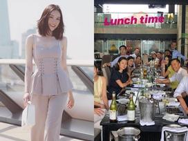 'Bạn gái tin đồn' thiếu gia Phillip Nguyễn: Mình đang vui và hạnh phúc