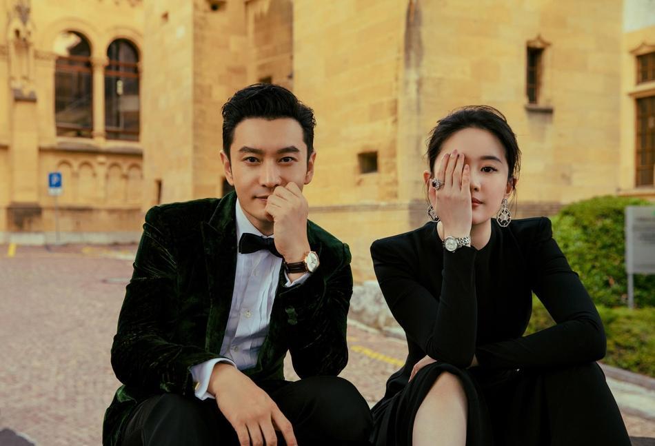 Cô Cô Lưu Diệc Phi khoe ảnh ngọt ngào cùng Dương Quá Huỳnh Hiểu Minh-6