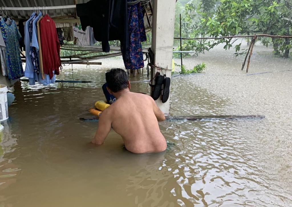 Phú Quốc ngập chưa từng thấy, giao thông bị chia cắt-5