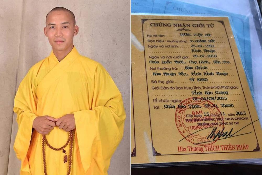 Khởi tố thầy tu hành hạ trẻ em ở Bình Thuận-1
