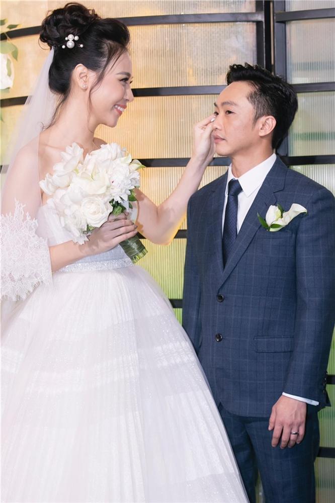 Đàm Thu Trang mới cưới được 10 ngày, Diệp Lâm Anh đã đề cập với bạn thân chuyện sinh con-4