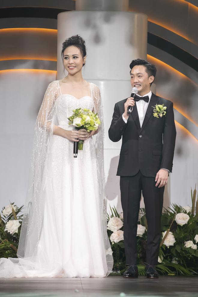 Đàm Thu Trang mới cưới được 10 ngày, Diệp Lâm Anh đã đề cập với bạn thân chuyện sinh con-3