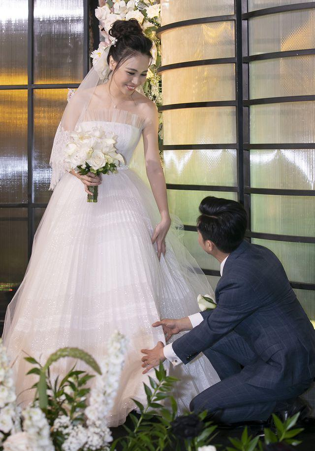 Đàm Thu Trang mới cưới được 10 ngày, Diệp Lâm Anh đã đề cập với bạn thân chuyện sinh con-5