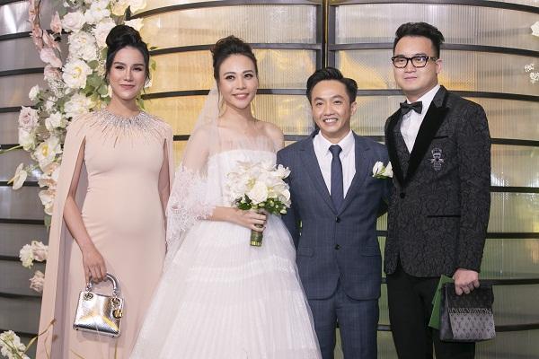 Đàm Thu Trang mới cưới được 10 ngày, Diệp Lâm Anh đã đề cập với bạn thân chuyện sinh con-6