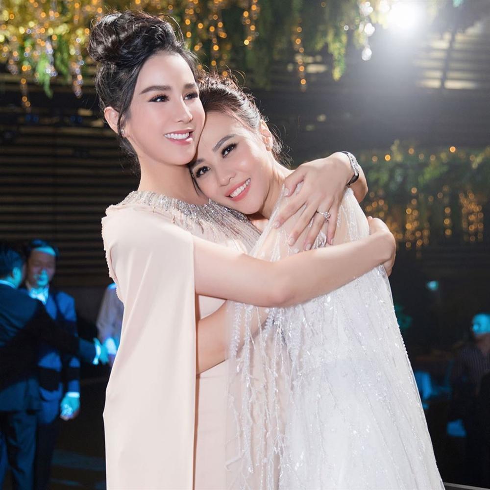 Đàm Thu Trang mới cưới được 10 ngày, Diệp Lâm Anh đã đề cập với bạn thân chuyện sinh con-7