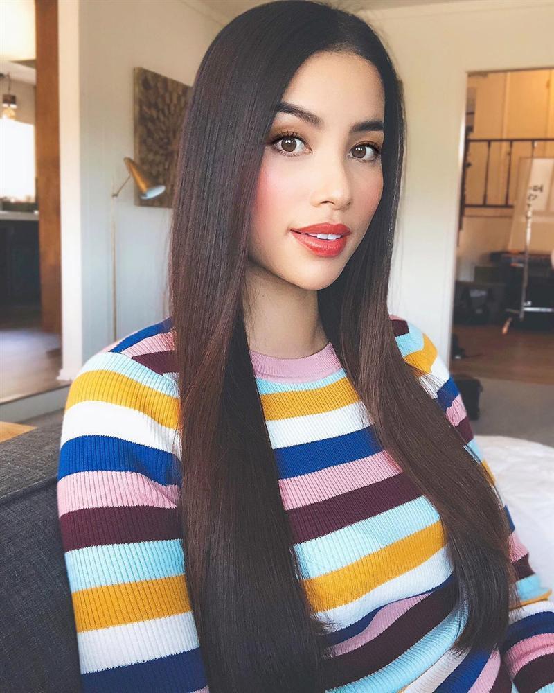Bản tin Hoa hậu Hoàn vũ 9/8: Phạm Hương makeup lồng lộn vẫn chưa vượt nổi nhan sắc Khmer-1