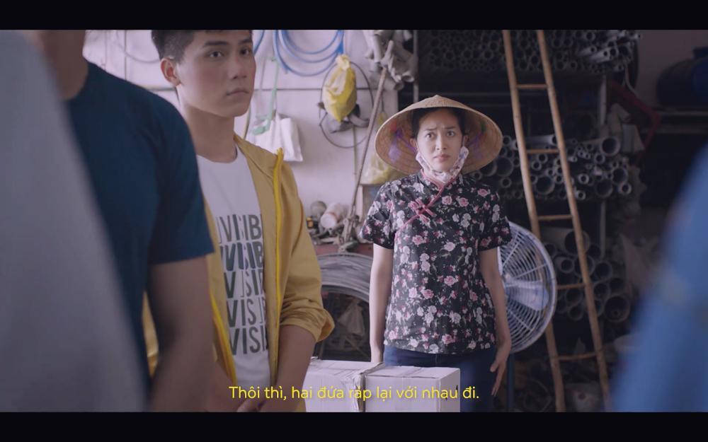 Hoàng thượng của Chi Pu và người yêu đồng tính tình bể bình cả trong phim và đời thực-6