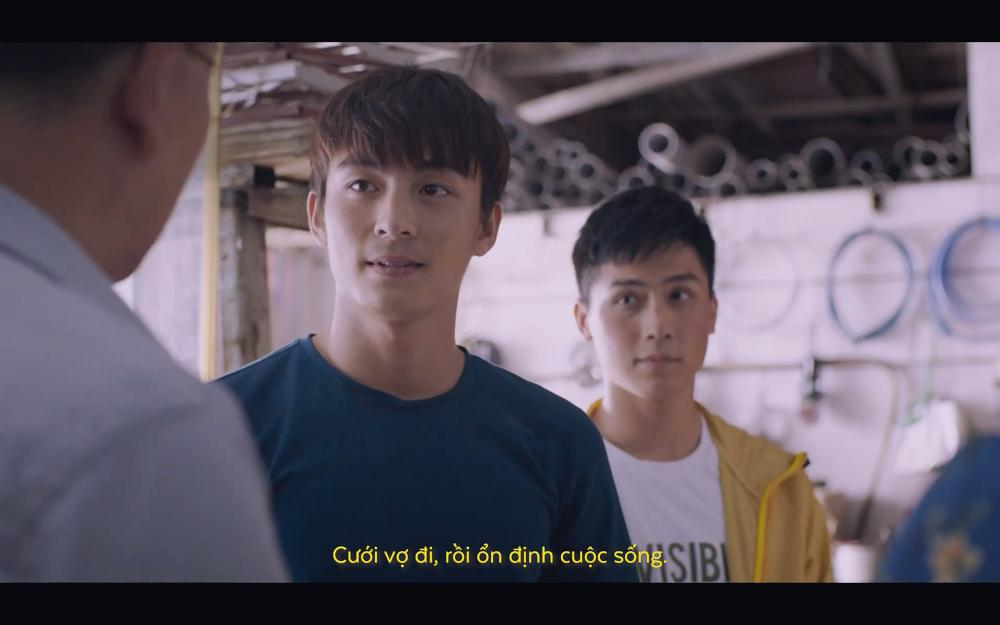Hoàng thượng của Chi Pu và người yêu đồng tính tình bể bình cả trong phim và đời thực-7