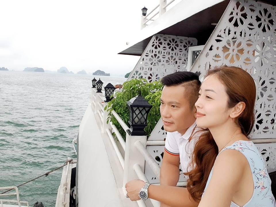 Mang bầu lần 4, hoa hậu Jennifer Phạm viết ngôn tình gửi ông xã đại gia khiến ai đọc cũng tan chảy-3