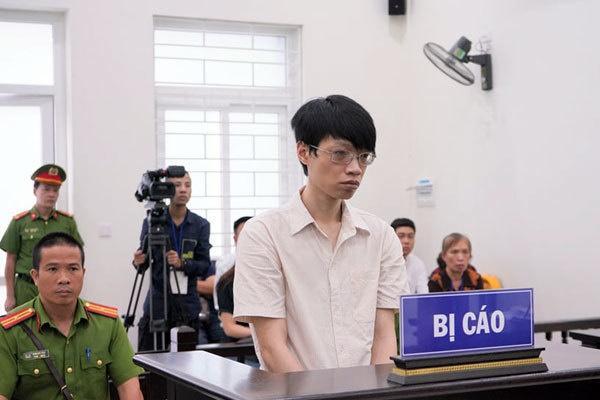 Kẻ giết nữ sinh trường Sân khấu - Điện ảnh nhận án tử, đọc thơ xin lỗi-1