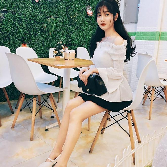Nữ sinh 2K1 Lào Cai được dân mạng gọi là hot girl ảnh thẻ-8