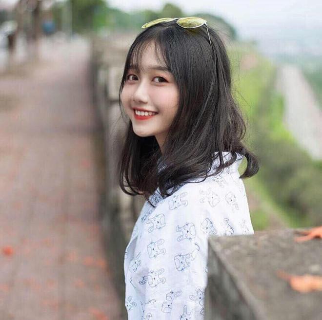 Nữ sinh 2K1 Lào Cai được dân mạng gọi là hot girl ảnh thẻ-4