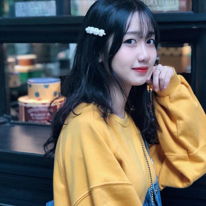 Nữ sinh 2K1 Lào Cai được dân mạng gọi là hot girl ảnh thẻ-5
