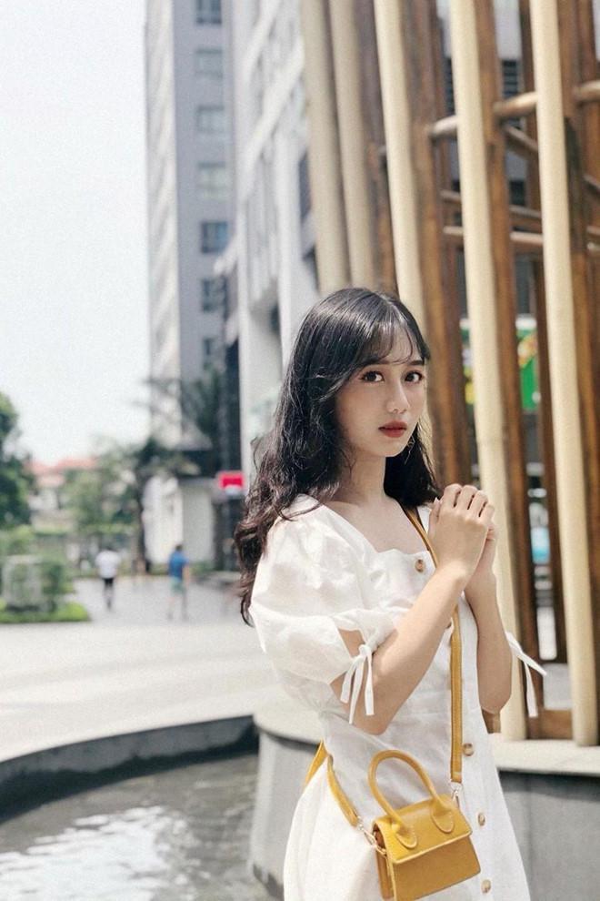 Nữ sinh 2K1 Lào Cai được dân mạng gọi là hot girl ảnh thẻ-6