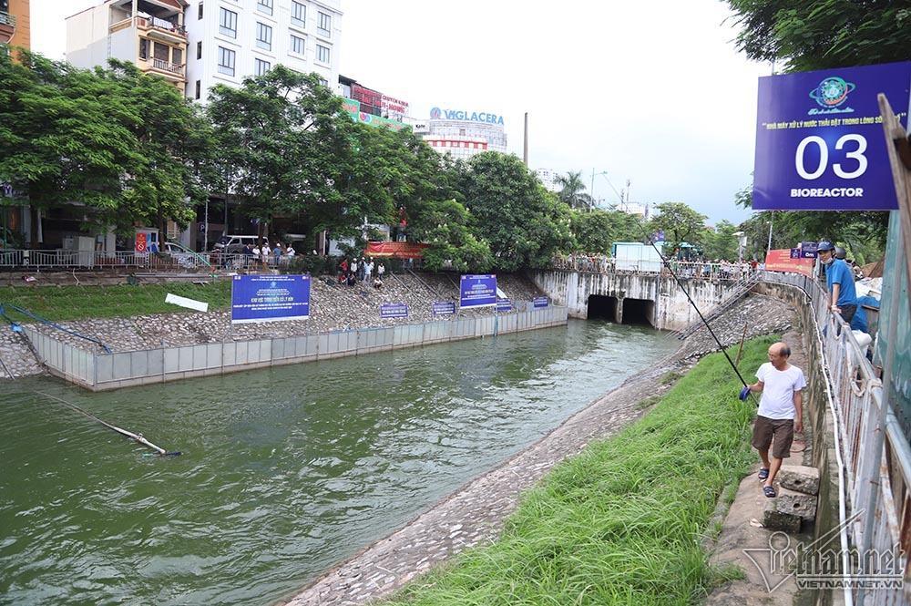 Tiến sĩ Nhật tắm sông Tô Lịch, cảm ơn Thủ tướng trước khi về nước-2
