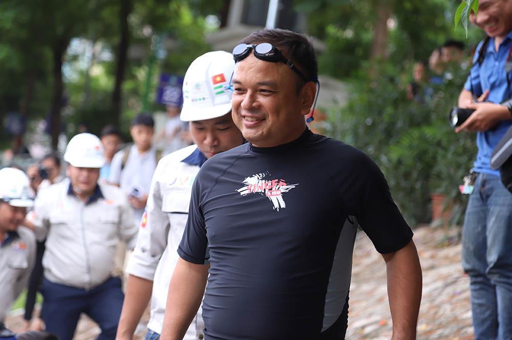 Tiến sĩ Nhật tắm sông Tô Lịch, cảm ơn Thủ tướng trước khi về nước-1