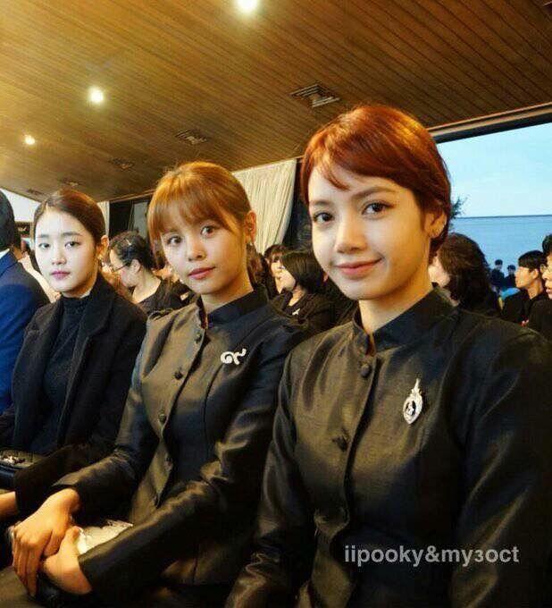 Đã giải quyết xong scandal phân biệt thù lao giữa idol Hàn - Thái: Lisa (BlackPink) và Sorn (CLC) cuối cùng cũng nhận đủ lương-5