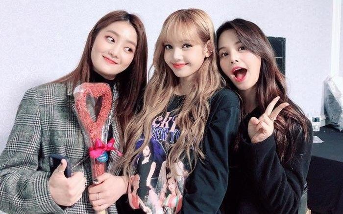 Đã giải quyết xong scandal phân biệt thù lao giữa idol Hàn - Thái: Lisa (BlackPink) và Sorn (CLC) cuối cùng cũng nhận đủ lương-3
