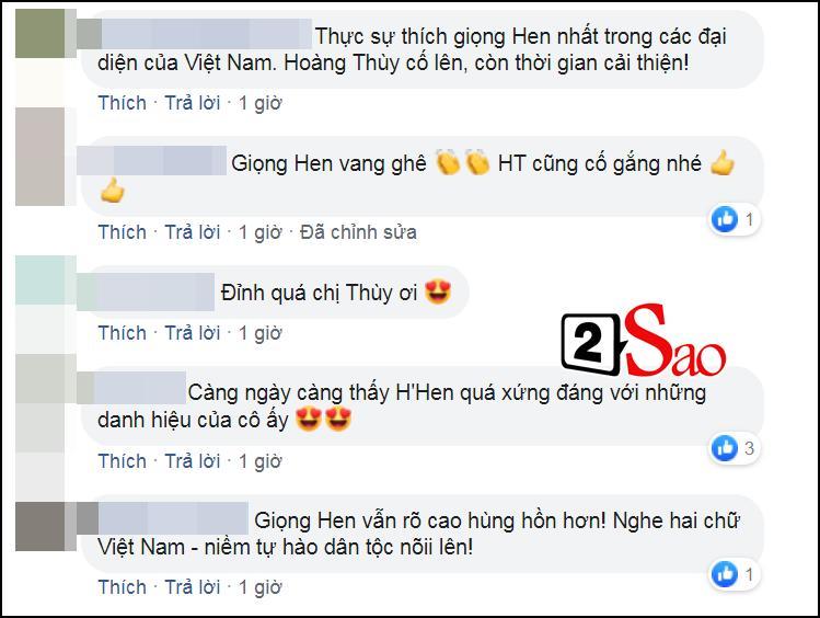 Bản tin Hoa hậu Hoàn vũ 10/8: HHen Niê hô vang Việt Nam, khí chất hùng hồn áp đảo Hoàng Thùy-5