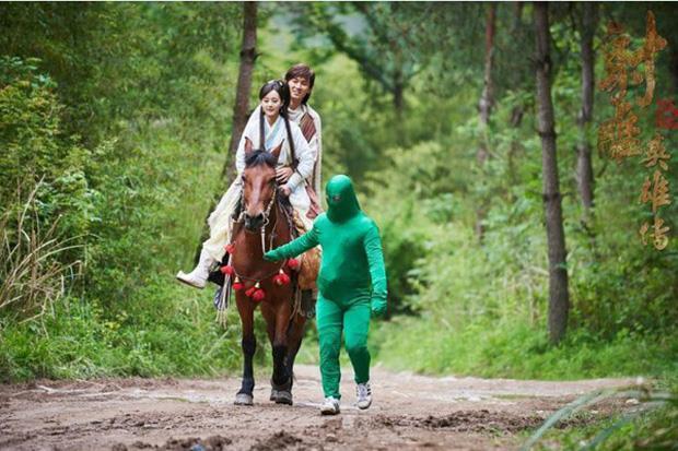 Hậu trường hài hước của phim truyền hình Trung Quốc-4