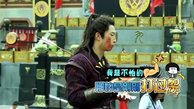 Hậu trường hài hước của phim truyền hình Trung Quốc-7