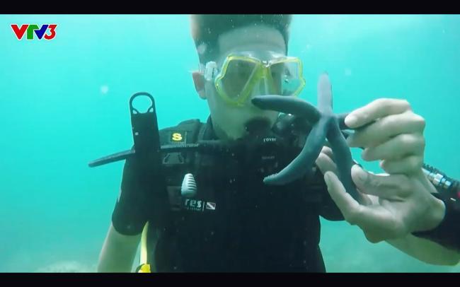 Cựu quán quân Cuộc đua kỳ thú Ngọc Anh tố êkip chương trình phá hoại môi trường biển khi quay hình-8