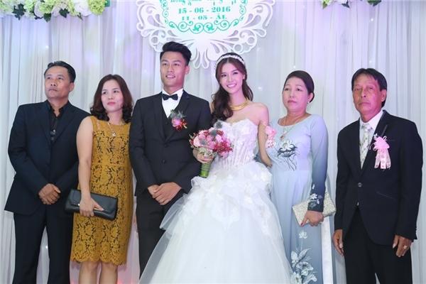 Kỳ Hân vén màn bí mật về đám cưới với Mạc Hồng Quân: Lỡ có bầu rồi thì phải cưới luôn chứ sao-4