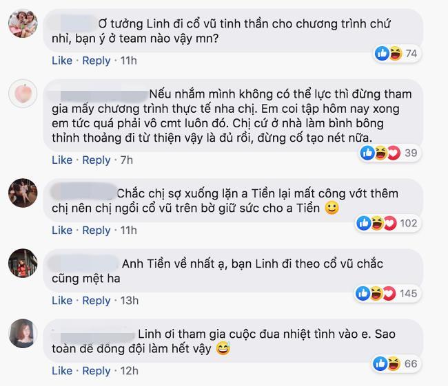 Dân mạng tấn công Facebook Đỗ Mỹ Linh, đòi loại khẩn cấp hoa hậu khỏi Cuộc đua kỳ thú để Lê Xuân Tiền chơi một mình-11