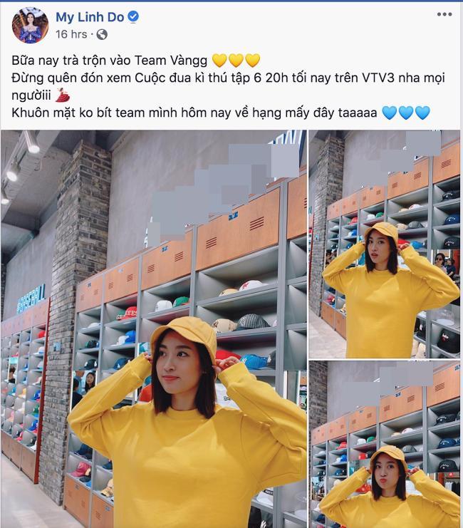 Dân mạng tấn công Facebook Đỗ Mỹ Linh, đòi loại khẩn cấp hoa hậu khỏi Cuộc đua kỳ thú để Lê Xuân Tiền chơi một mình-5