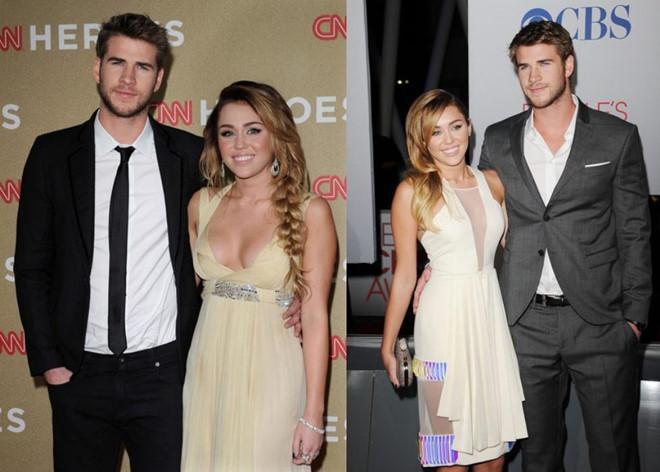 Chuyện tình 10 năm liên tục hợp tan của Miley Cyrus và Liam Hemsworth-6