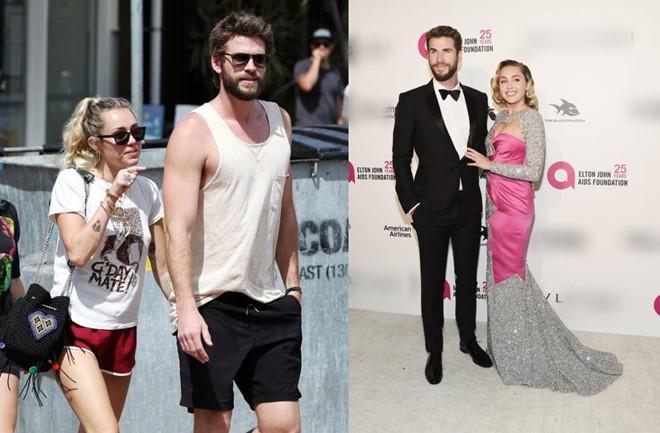 Chuyện tình 10 năm liên tục hợp tan của Miley Cyrus và Liam Hemsworth-11