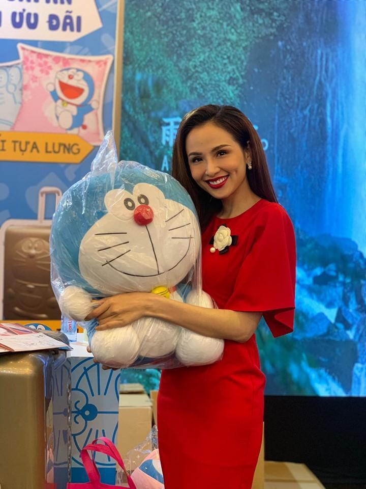 Hoa hậu Diễm Hương đặt mục tiêu mỗi tháng kiếm 500 triệu đồng-1