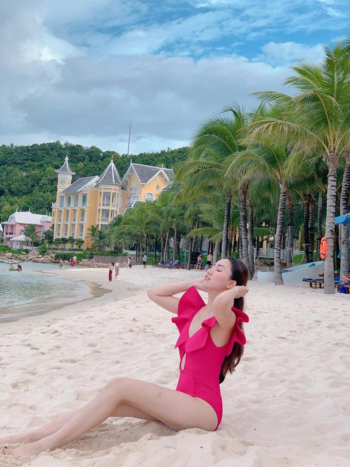 Hoa hậu Diễm Hương đặt mục tiêu mỗi tháng kiếm 500 triệu đồng-6