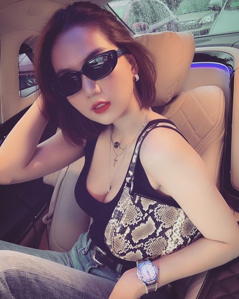 Hoa hậu Diễm Hương đặt mục tiêu mỗi tháng kiếm 500 triệu đồng-4