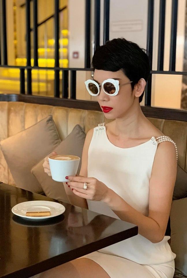 Hoa hậu Diễm Hương đặt mục tiêu mỗi tháng kiếm 500 triệu đồng-10