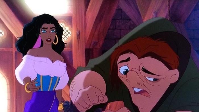 Chi tiết bạo lực, sexy gây tranh cãi ở các phim hoạt hình kinh điển-2